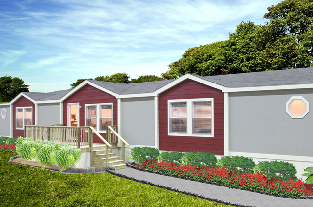 View Home Model #3680-43B